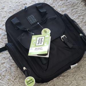 HELLO BELLO Versatile Backpack Diaper Bag